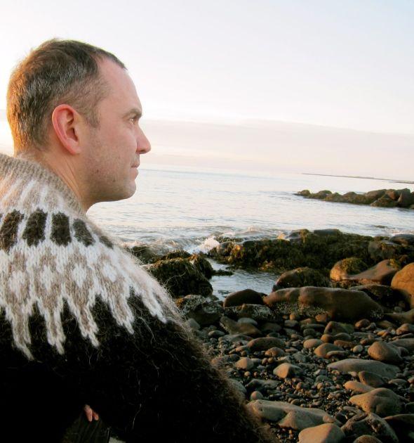 Óðinn by the ocean